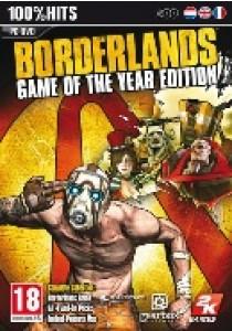 Borderlands (GOTY edition) (PC DVD-ROM)