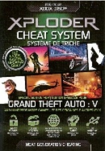 Xploder cheats - Grand theft auto 5 edition (XBOX360)