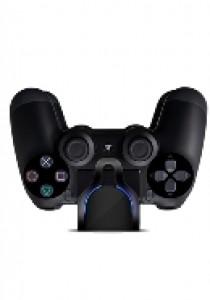 Dual controller charge dock PS4 (ORB) (PS4)