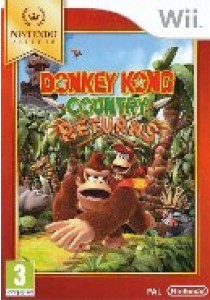 Donkey Kong returns (WII)