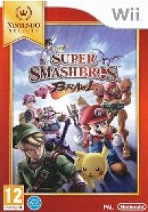 Smash brawl (WII)