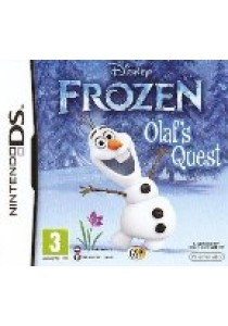 Disney frozen - Olafs quest (NINDS)