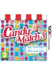 Candy match 3 (NIN3DS)