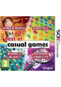Best of casual games (NIN3DS)