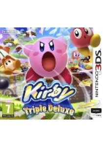 Kirby triple deluxe (NIN3DS)
