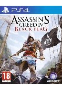 Assassins creed 4 - Black flag (PS4)