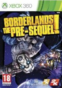Borderlands - The pre sequel (XBOX360)