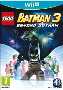 LEGO Batman 3 - Beyond Gotham (WIIU)
