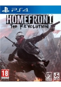 Homefront - The revolution (PS4)