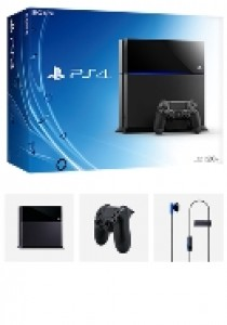 Playstation 4 500 GB black (PS4)