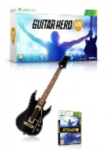 Guitar hero live + guitar (XBOX360)