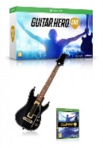 Guitar hero live + guitar (XBOXONE)