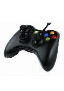 Wired controller black Xbox 360/PC (XBOX360)