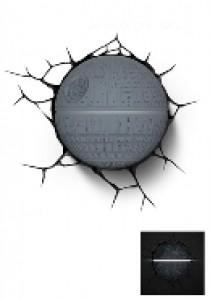 Death Star 3D light FX