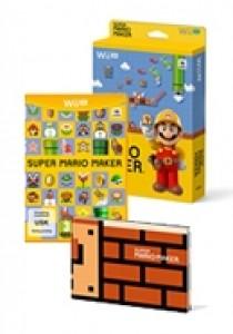 Super Mario maker (WIIU)
