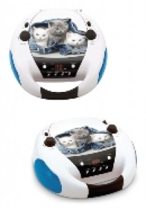 Portable radio/cd cats 2 (AUDIO)