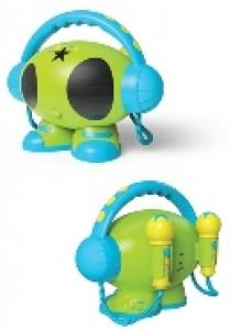 Robot karaoke mp3 usb blue (AUDIO)