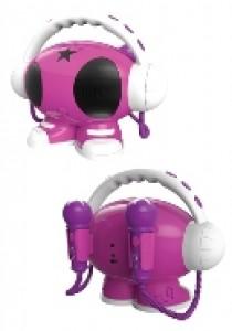 Robot karaoke mp3 usb pink (AUDIO)