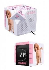 Radio clock projection dogs2 (AUDIO)