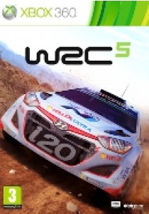 WRC 5 (XBOX360)
