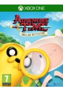 Adventure time - Finn & Jake investigations (XBOXONE)
