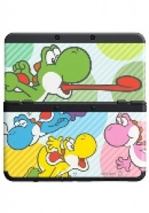 Coverplate Yoshi New N3DS (NINDS)