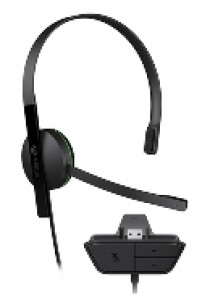 Chat headset black Xbox One (XBOXONE)