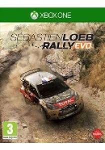 Sebastien loeb rally evo (XBOXONE)
