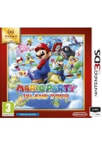 Mario party - Island tour (selects) (NIN3DS)