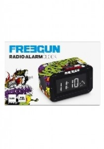 Radio clock freegun (AUDIO)