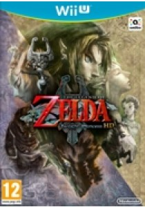 Legend of Zelda - Twilight princess (WIIU)