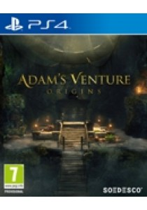 Adam's venture - Origins (PS4)