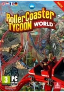 Rollercoaster tycoon world (PC DVD-ROM)