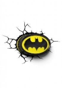 Batman Logo 3D light FX