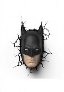 Batman Mask 3D light FX