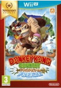 Donkey Kong country - Tropical freeze (selects) (WIIU)