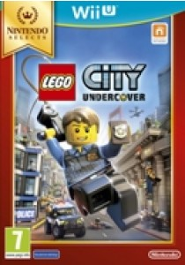 Lego city undercover (selects) (WIIU)