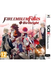 Fire emblem fates - Birthright (NIN3DS)