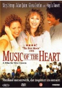 Music of the heart (DVD)