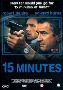 15 minutes (DVD)