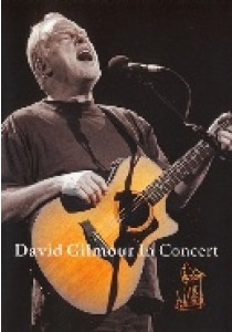 David Gilmour - in concert (DVD)