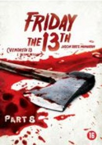 Friday the 13th-part 8 (DVD)