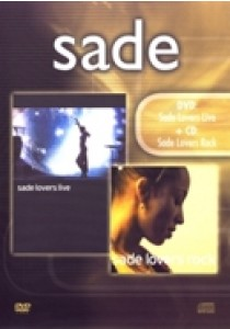Sade - lovers live (DVD)