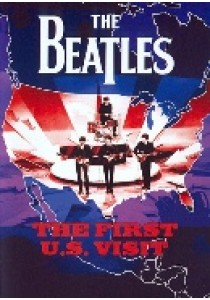 Beatles - First U.S. visit (DVD)