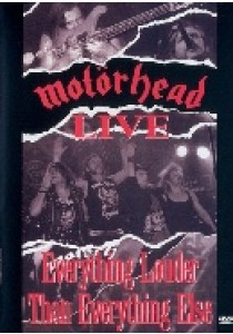 Motorhead - everything louder (DVD)