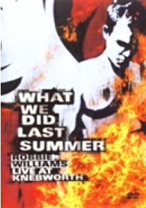 Robbie Williams - What we did last summer (DVD)