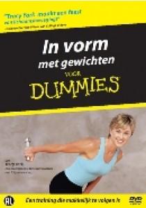 In vorm met gewichten voor dummies (DVD)