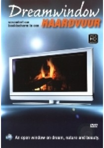 Dream window - haardvuur (DVD)