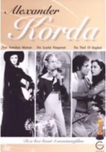 Alexander Korda box (DVD)