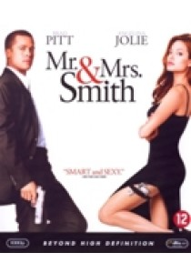 Mr & mrs smith (Blu-Ray)